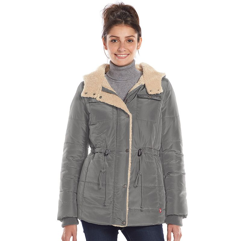 Women's Levi's Down-Alternative Puffer Jacket