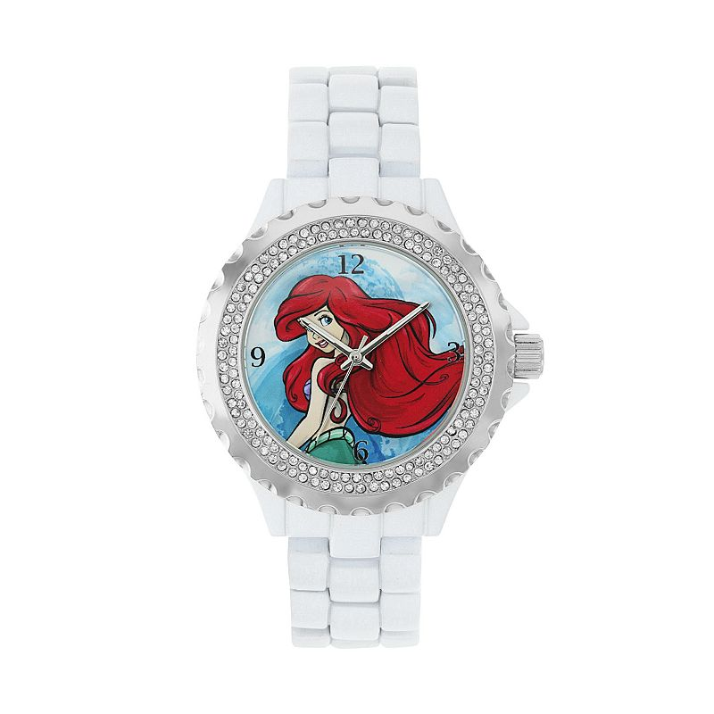 Disney's The Little Mermaid Ariel Women's Crystal Watch