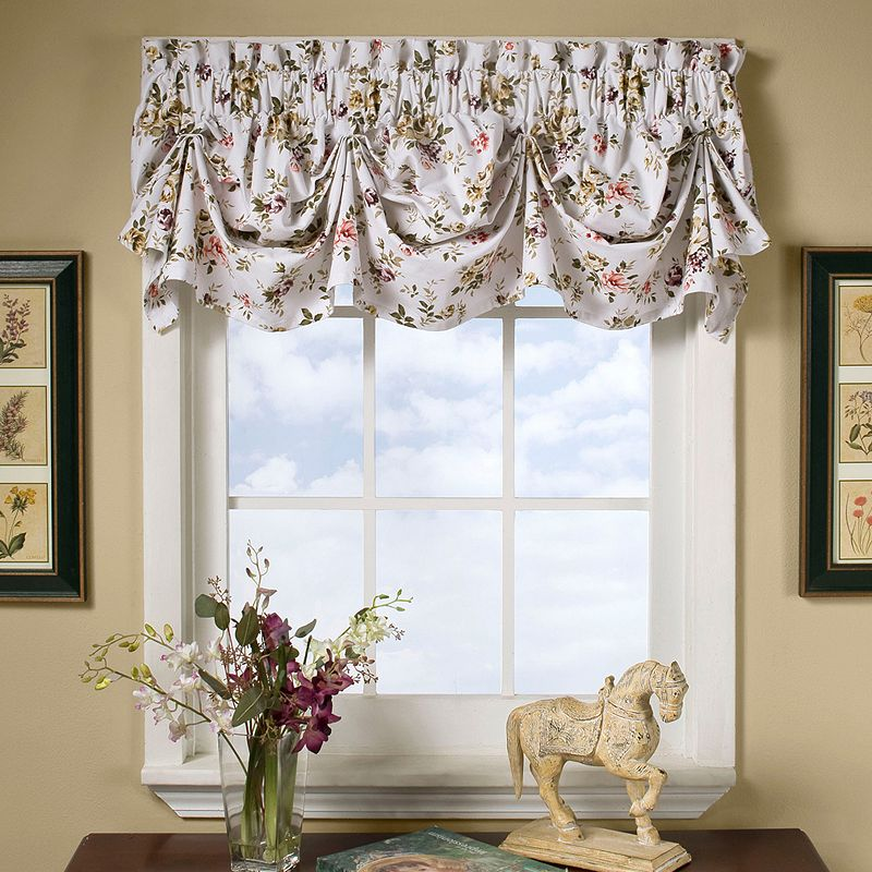 Today's Curtain Rosabel Valance - 70'' x 16''