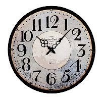 Classic Distressed Wall Clock