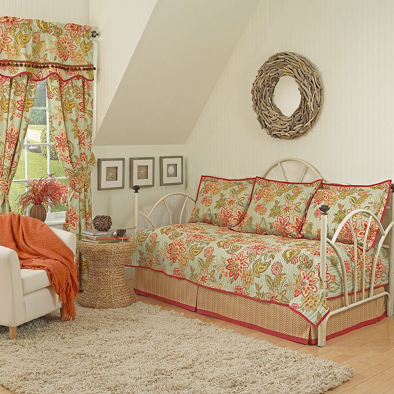 Waverly Charisma 5-pc. Reversible Daybed Quilt Set