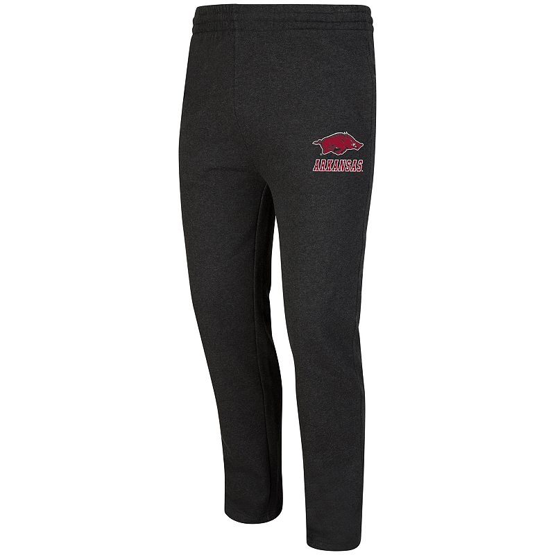 Men's Campus Heritage Arkansas Razorbacks Zone 3 Fleece Pants
