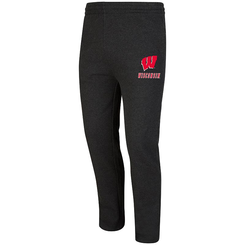 Men's Campus Heritage Wisconsin Badgers Zone 3 Fleece Pants