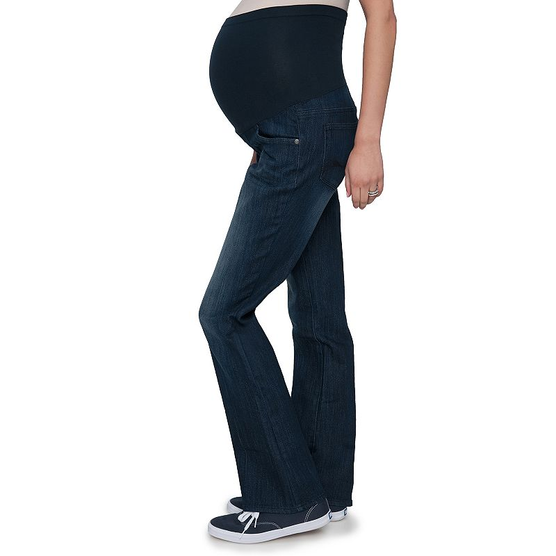 Oh Baby by Motherhood™ Secret Fit Belly™ Slim Bootcut Jeans - Maternity