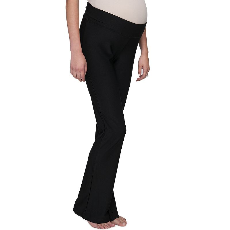 Oh Baby by Motherhood™ Underbelly Performance Yoga Pants - Maternity