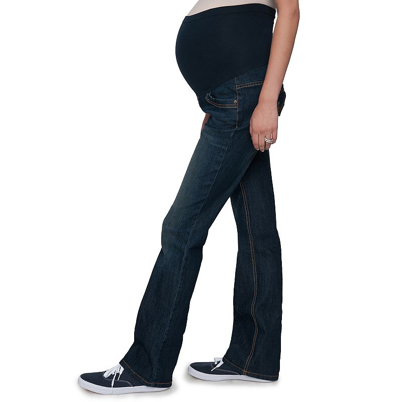 Oh Baby by Motherhood™ Secret Fit Belly™ Bootcut Jeans - Maternity