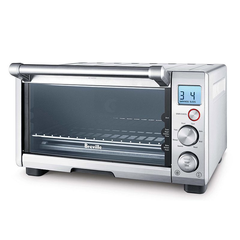 Breville Countertop Convection Oven Warranty : Breville the Compact Smart Oven Convection Toaster Oven