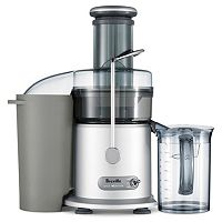 Breville the Juice Fountain Plus Juicer