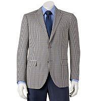 Men's Savile Row Modern-Fit Checked Sport Coat