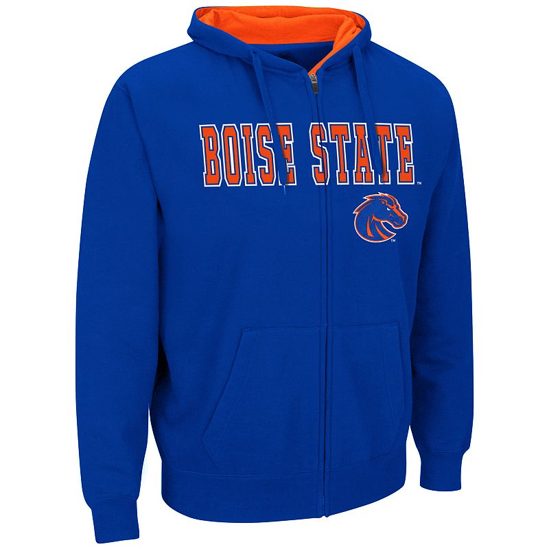 Men's Campus Heritage Boise State Broncos Core Fleece Hoodie