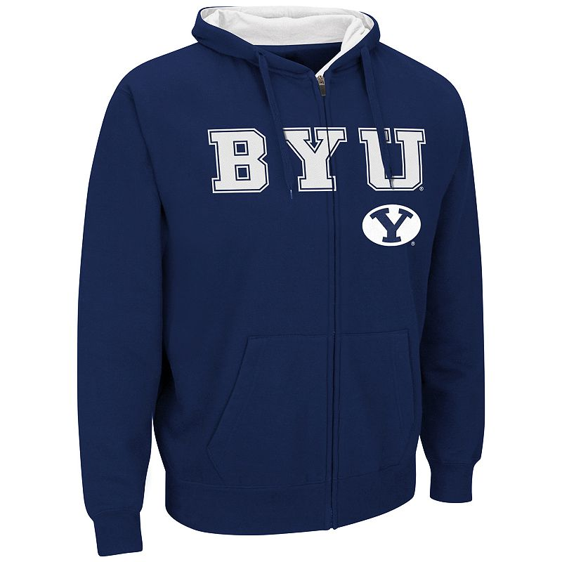 Men's Campus Heritage BYU Cougars Core Fleece Hoodie