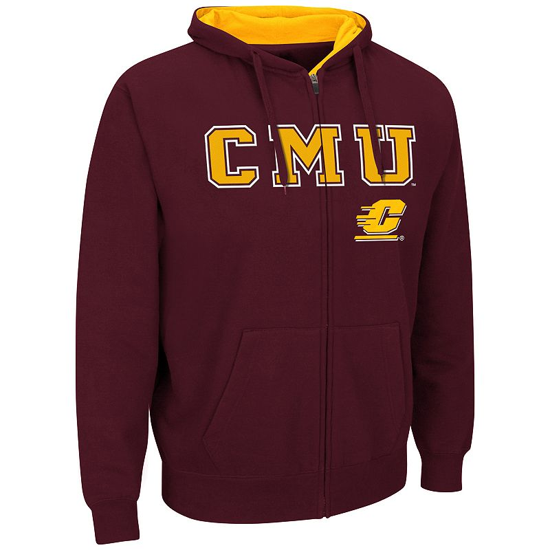 Men's Campus Heritage Central Michigan Chippewas Core Fleece Hoodie