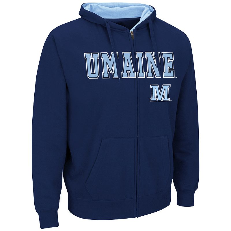 Men's Campus Heritage Maine Black Bears Core Fleece Hoodie