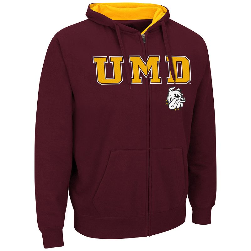 Men's Campus Heritage Minnesota - Duluth Bulldogs Core Fleece Hoodie
