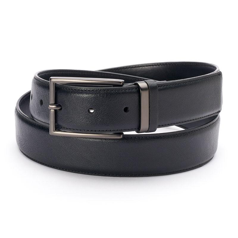 Apt. 9 Stitched Casual Belt - Men