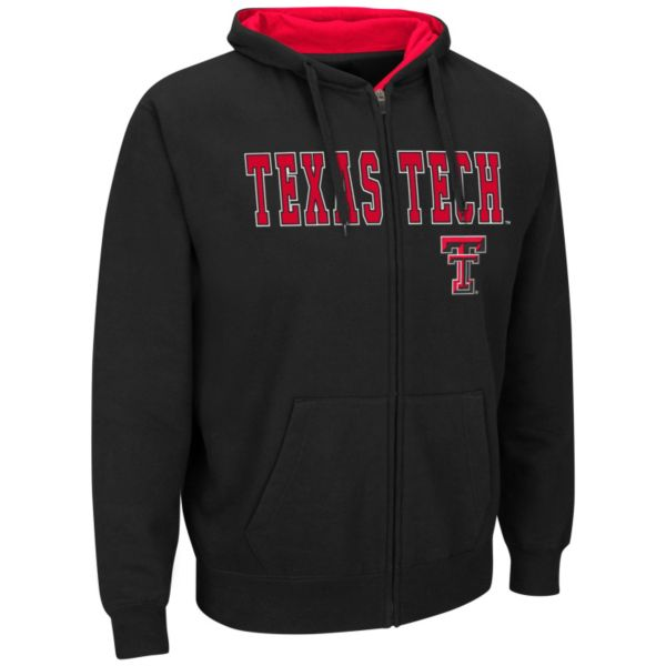 Men's Campus Heritage Texas Tech Red Raiders Core Fleece Hoodie