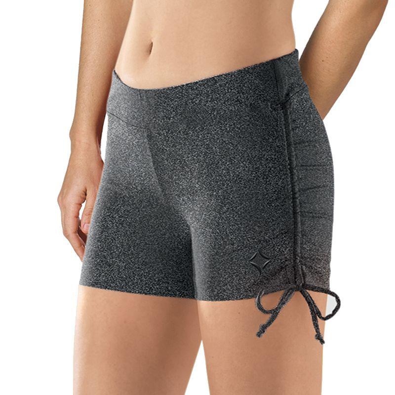 Women's Stonewear Designs Adjustable Hot Yoga Shorts
