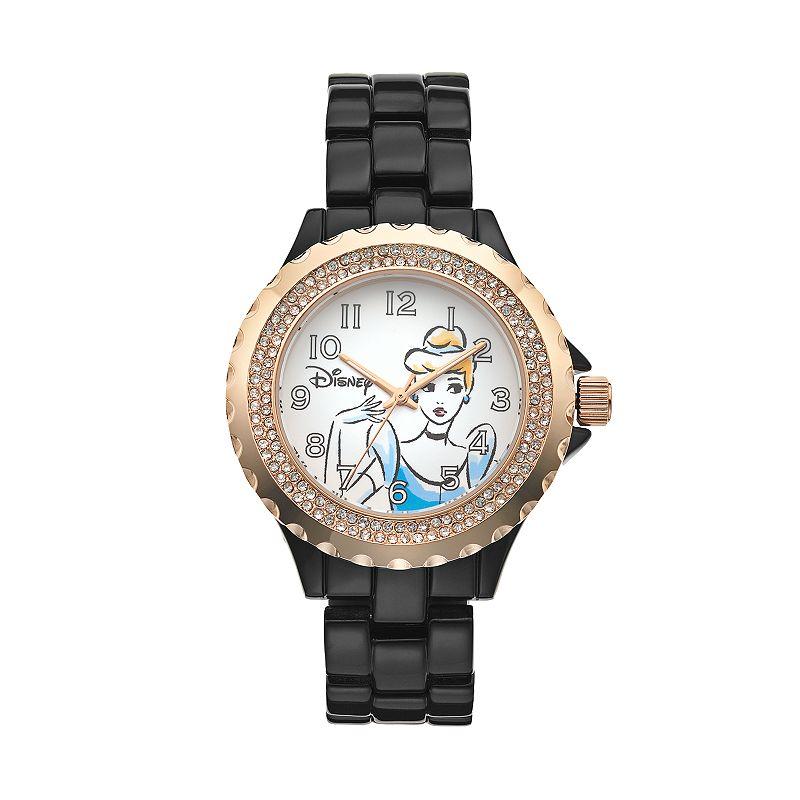 Disney's Cinderella Women's Crystal Watch