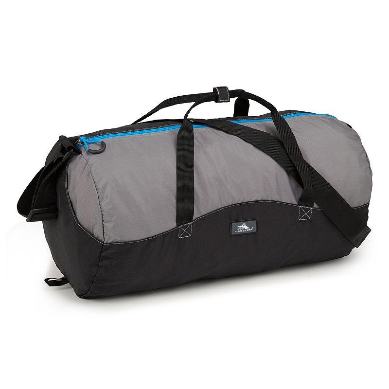 High Sierra Pack-N-Go II 18-Liter Duffel In A Bottle Duffel Bag