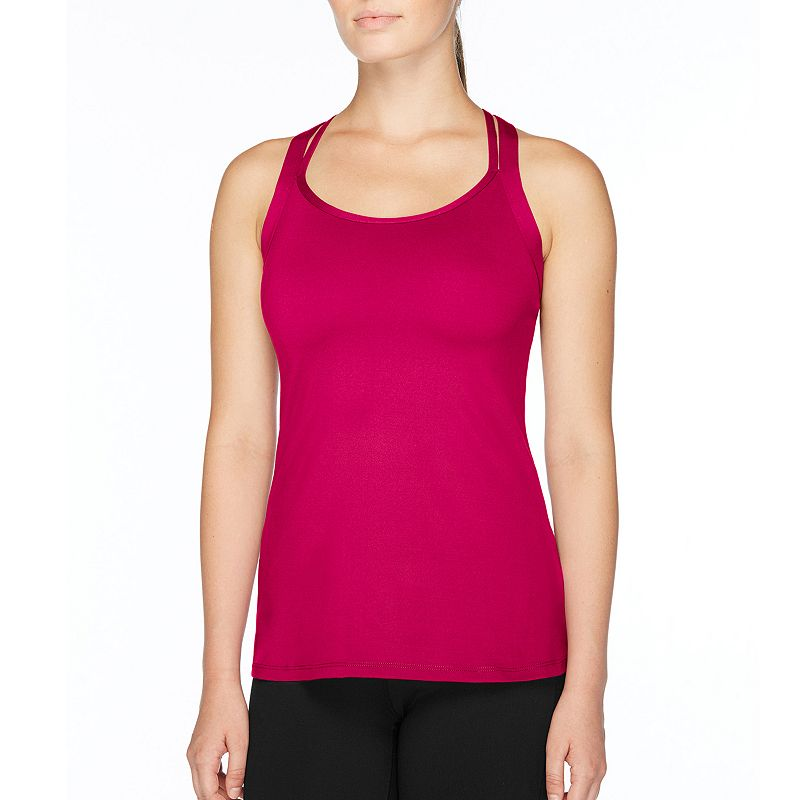 Women's Stonewear Designs Double-Cross Scoopneck Hiking Tank