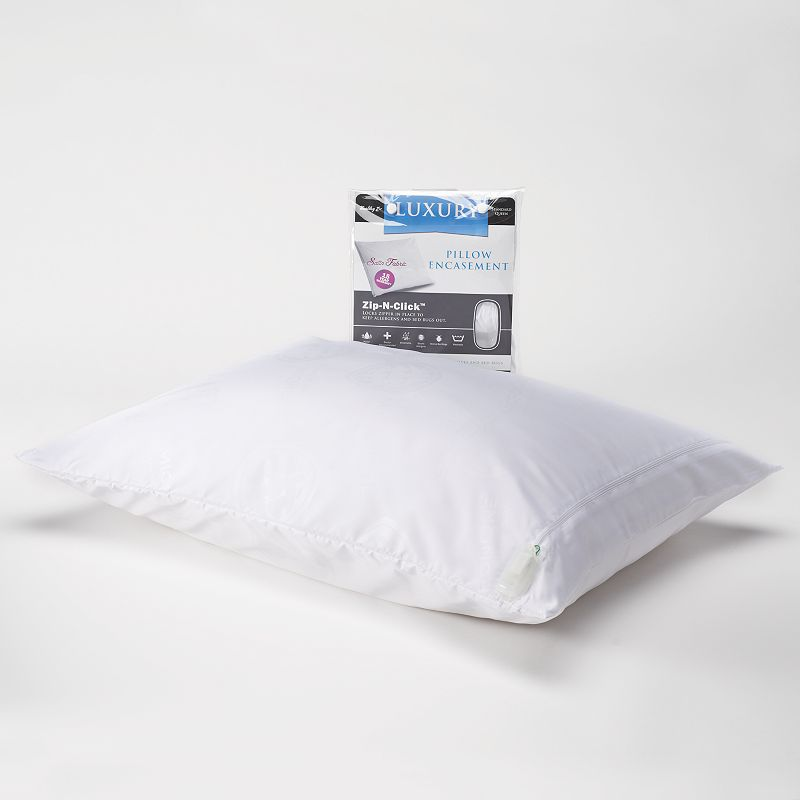 Healthy Z'zz Luxury Waterproof Pillow Protector