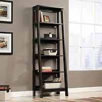 Sauder Trestle 5-Shelf Bookcase