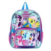 My Little Pony Princess Twilight Sparkle & Fluttershy Backpack & Lunch Bag Set - Kids