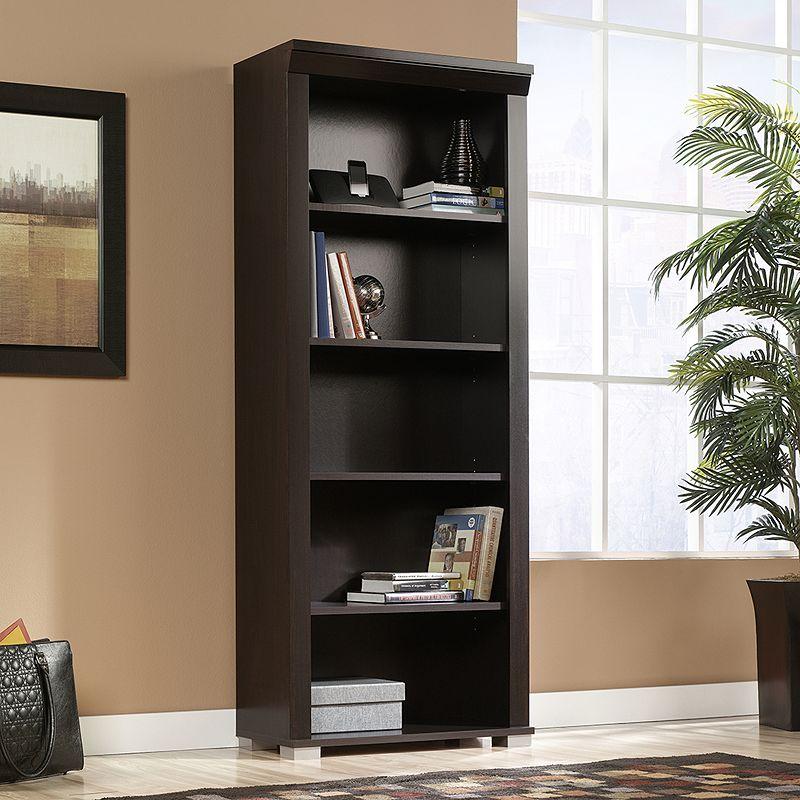 Sauder Town 5-Shelf Bookcase