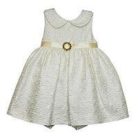 Princess Faith Floral Dress - Baby Girl