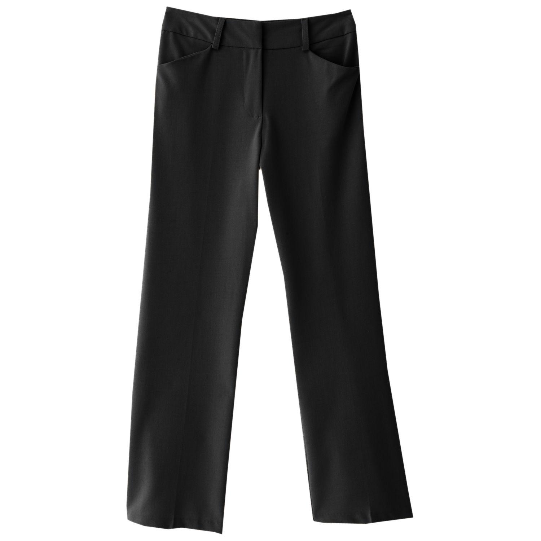 Girls Black Dress Pants R1PFxdXX