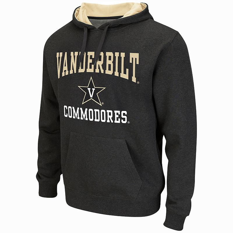 Men's Campus Heritage Vanderbilt Commodores Core Pullover Hoodie