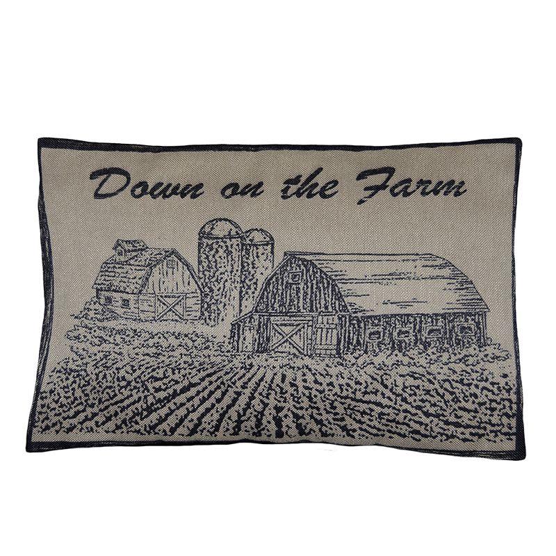 Kohls White Throw Pillows : DOWN ON THE FARM
