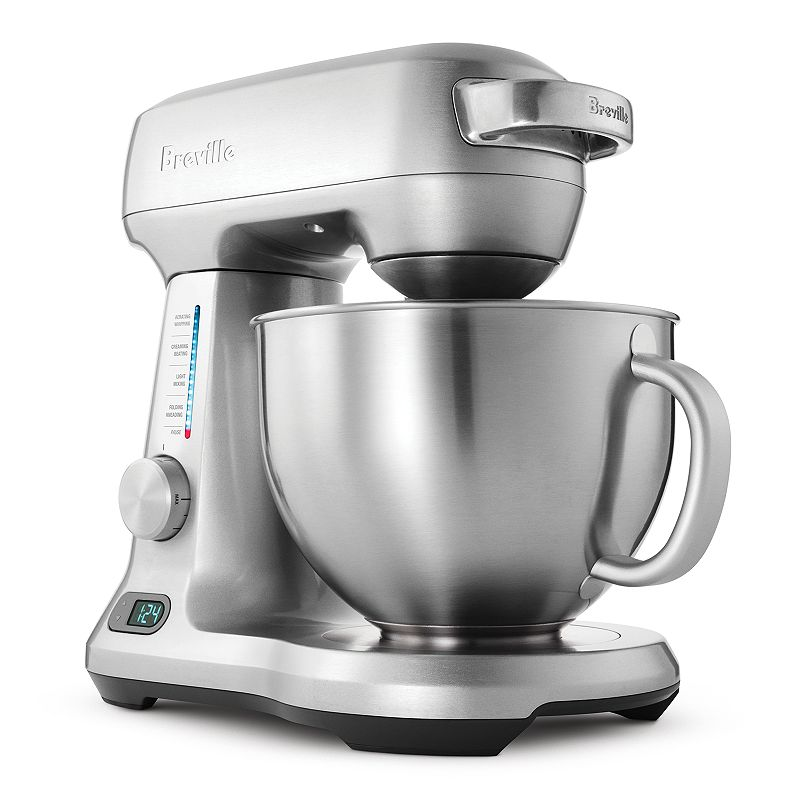 Breville the Scraper Mix Pro 5-qt. Stand Mixer