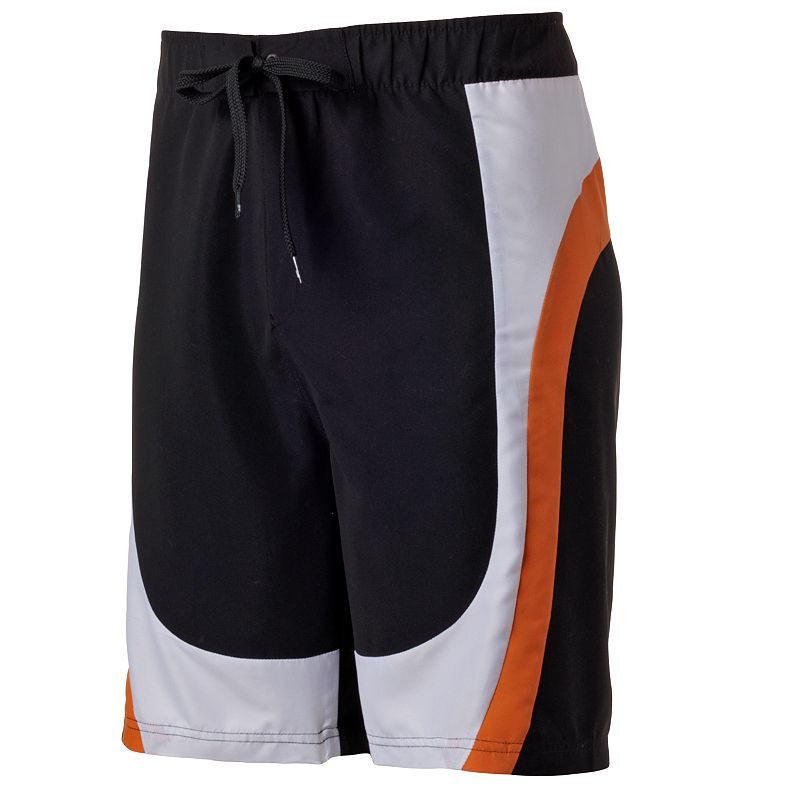 Men's Beach Rays Splice Microfiber Board Shorts