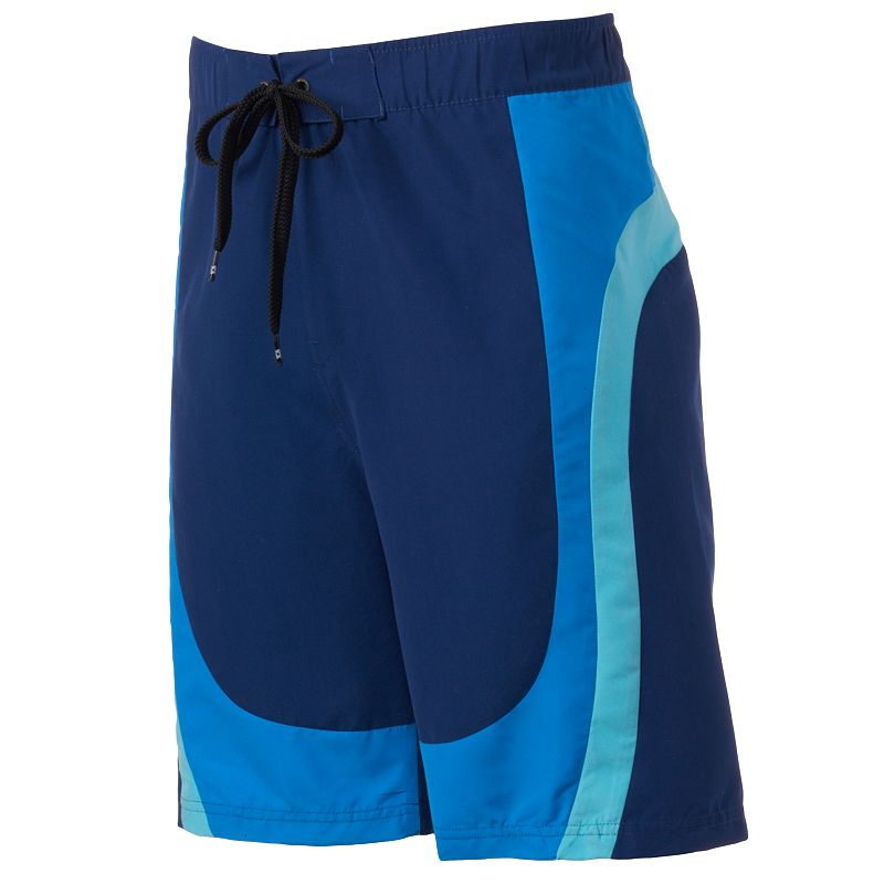 Men's Beach Rays Splice Microfiber Board Shorts