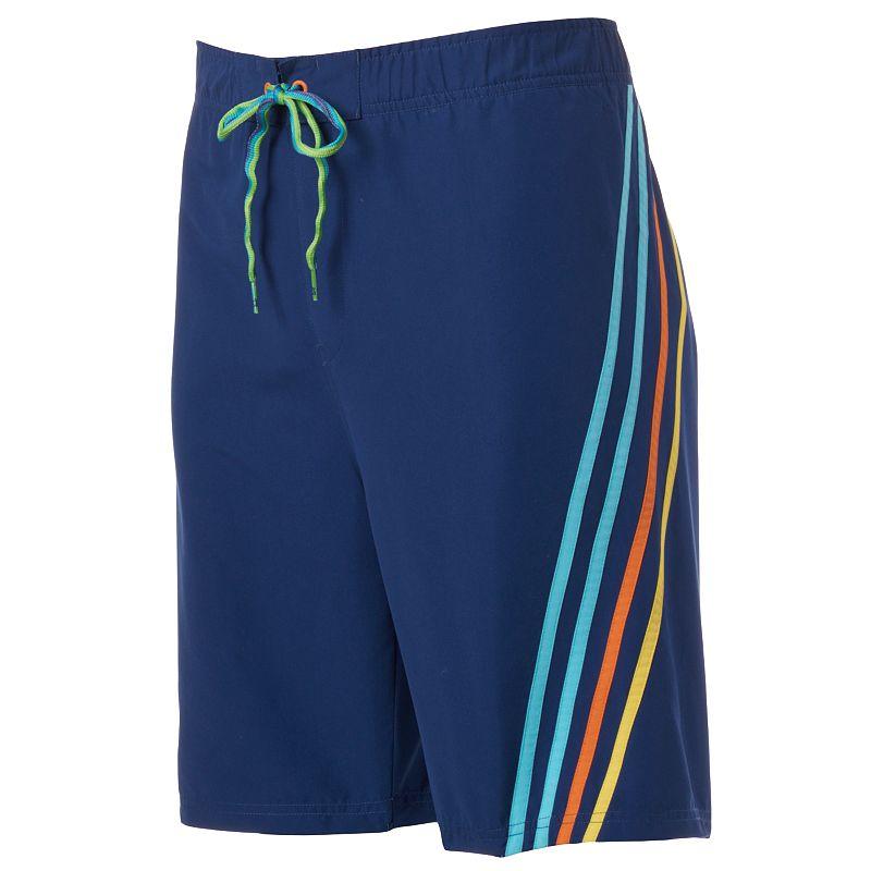 Men's Beach Rays Urban Microfiber Board Shorts