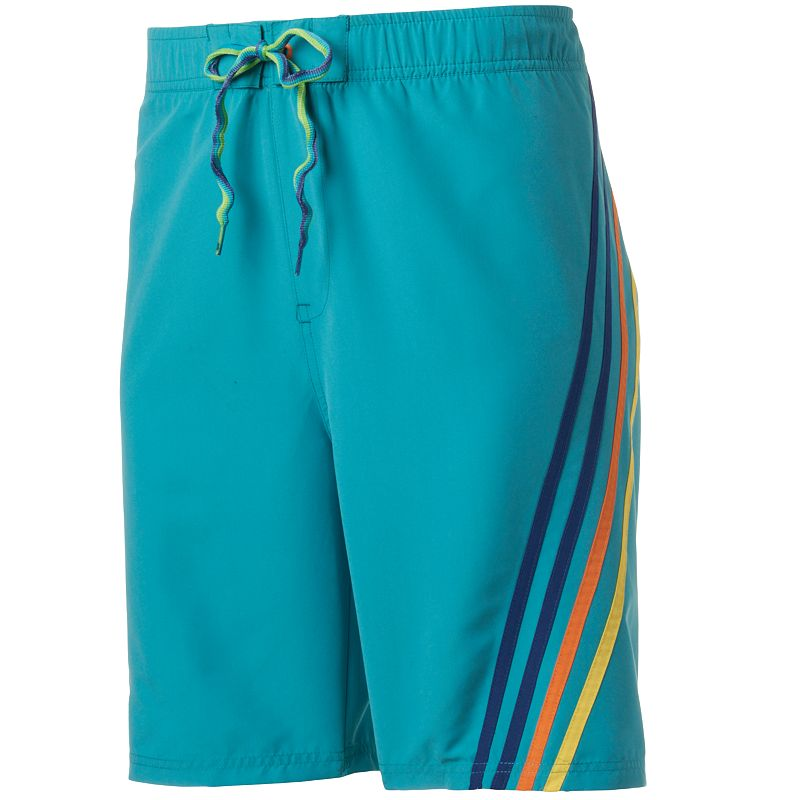 Men's Beach Rays Urban Microfiber Board Shorts
