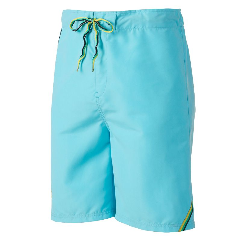 Men's Beach Rays Retro Microfiber E-Board Shorts