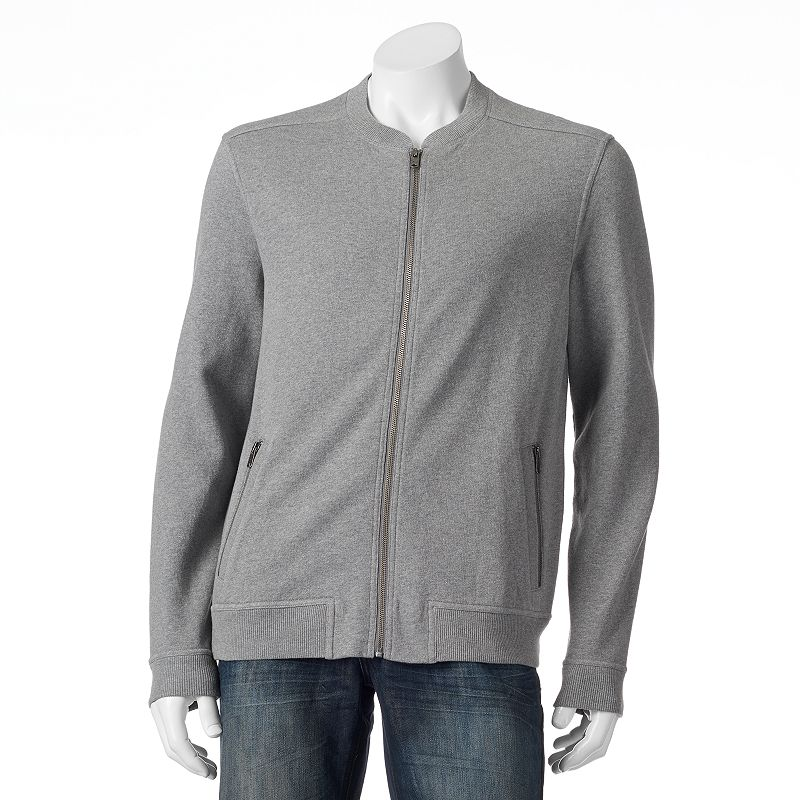 Men's Marc Anthony Knit Bomber Jacket