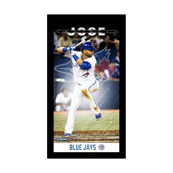 Steiner Sports Toronto Blue Jays Jose Bautista 10