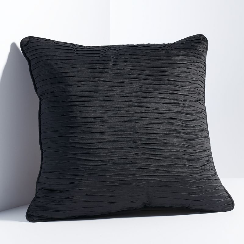 Simply Vera Vera Wang Frayed Throw Pillow