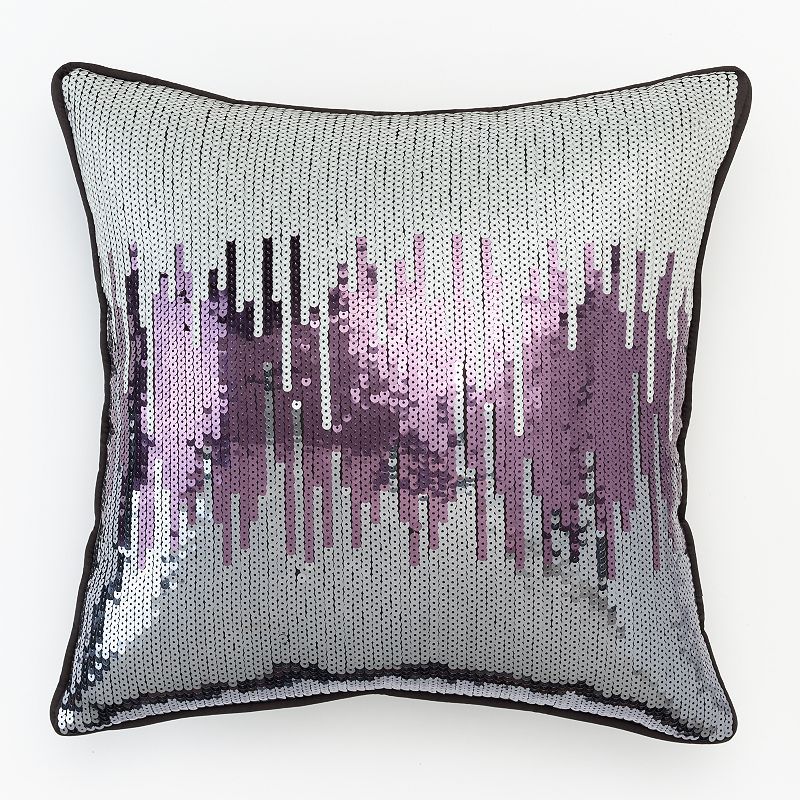 Kohls Purple Throw Pillows : Geometric Pattern Throw Pillow Kohl s