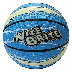 Baden 28.5-in. Nite Brite Lightning Glow-In-The-Dark Basketball Men's by