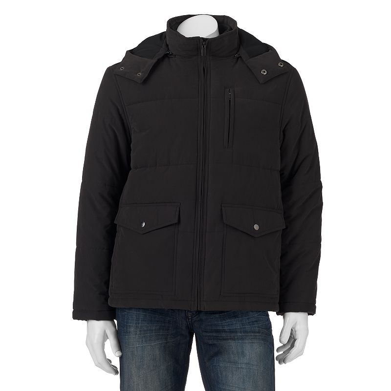 Men's Croft & Barrow® Puffer Jacket