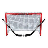 Franklin NHL Elite Mini Street Hockey Goal Set
