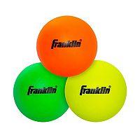 Franklin 3-pk. Lacrosse Balls - Youth