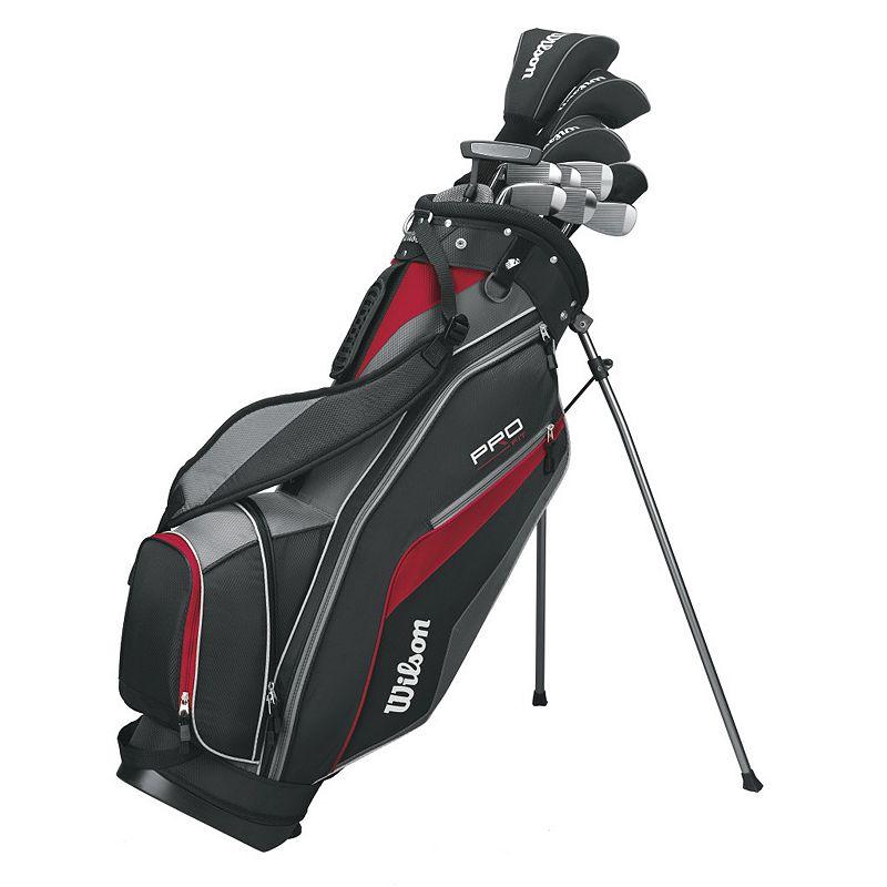 Wilson Men`s Pro Fit 15-Piece Golf Set