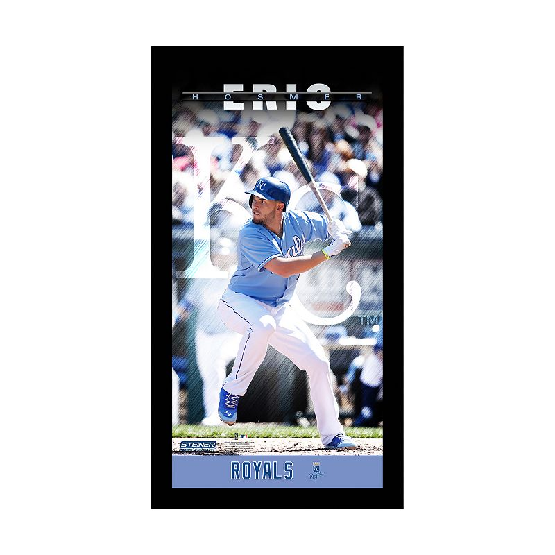 Steiner Sports Kansas City Royals Eric Hosmer 10