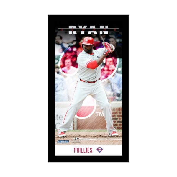 Steiner Sports Philadelphia Phillies Ryan Howard 10