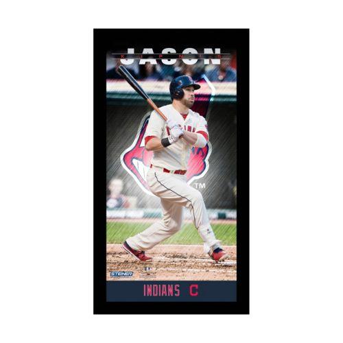 Steiner Sports Cleveland Indians Jason Kipnis 10